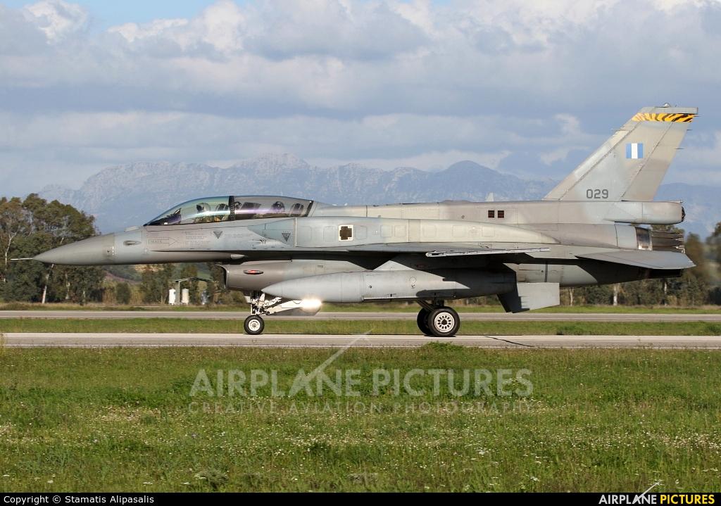 Greece - Hellenic Air Force 029 aircraft at Andravida AB
