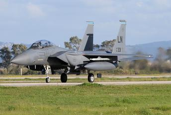 91-0331 - USA - Air Force McDonnell Douglas F-15E Strike Eagle