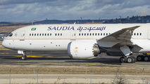 HZ-ARE - Saudi Arabian Airlines Boeing 787-9 Dreamliner aircraft