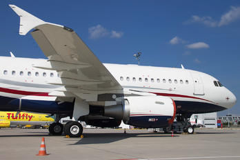 OE-LJG - MJet Aviation Airbus A319 CJ