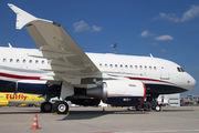OE-LJG - MJet Aviation Airbus A319 CJ aircraft