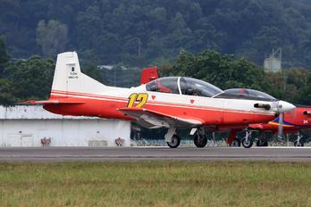 M50-01 - Malaysia - Air Force Pilatus PC-7 I & II