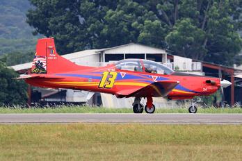 M50-24 - Malaysia - Air Force Pilatus PC-7 I & II