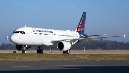 OE-IFU - Brussels Airlines Airbus A320