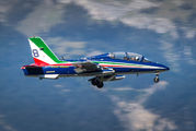 "MM55059 - Italy - Air Force ""Frecce Tricolori"" Aermacchi MB-339-A/PAN aircraft"