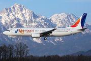 SU-TMK - FlyEgypt Boeing 737-800 aircraft