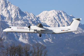 D-ABQH - Eurowings de Havilland Canada DHC-8-400Q / Bombardier Q400