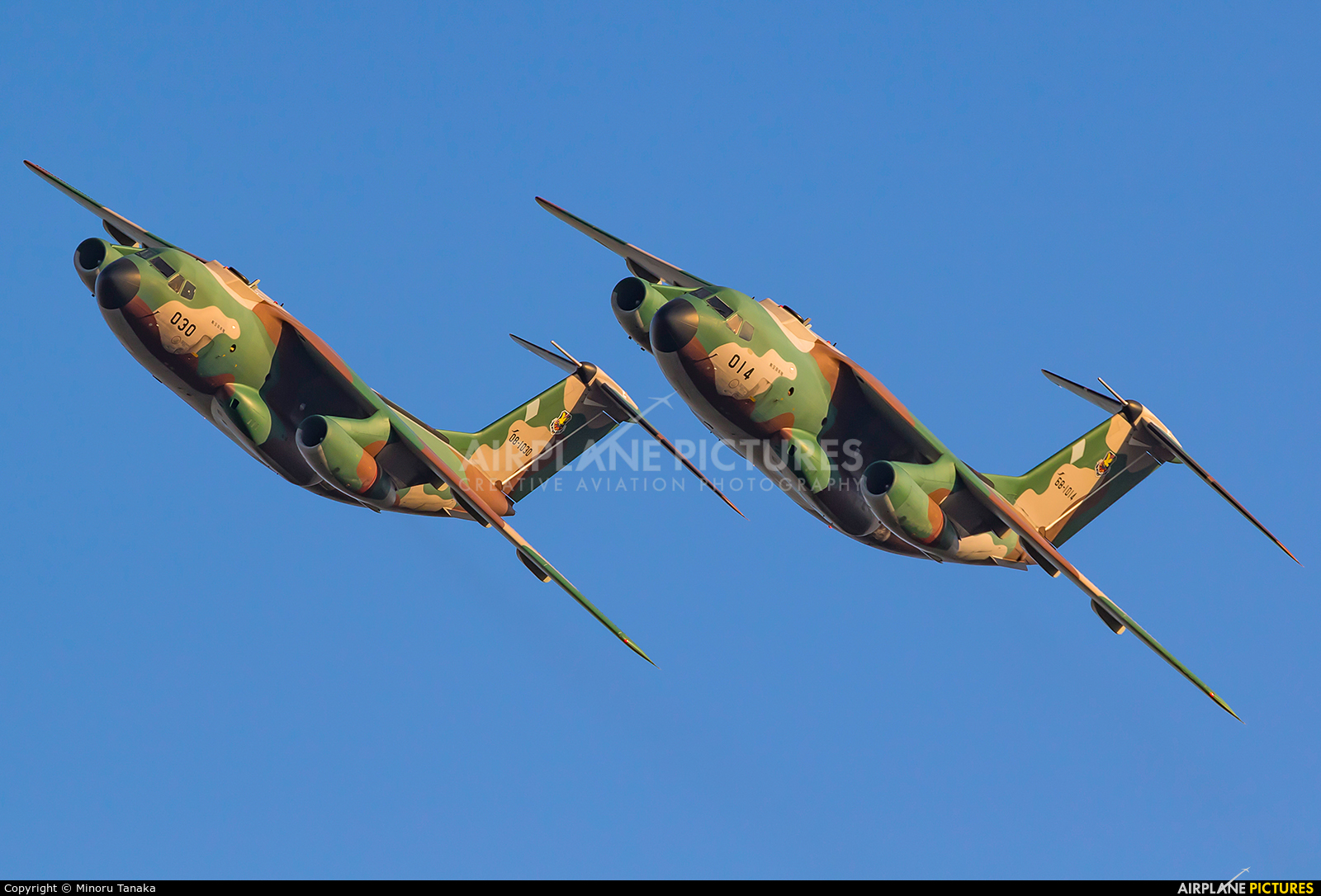 Japan - Air Self Defence Force 68-1014 aircraft at Iruma AB