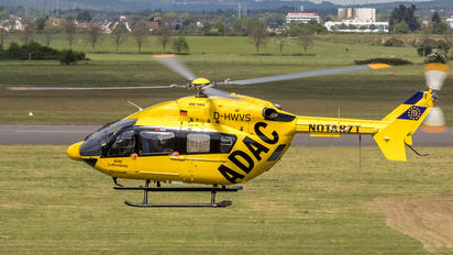 D-HWVS - ADAC Luftrettung Eurocopter EC145