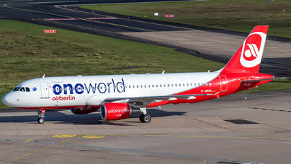 D-ABHO - Air Berlin Airbus A320