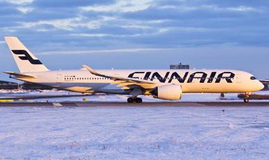 OH-LWK - Finnair Airbus A350-900