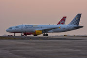 EC-MVO - Vueling Airlines Airbus A320 aircraft