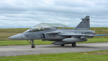9820 - Czech - Air Force SAAB JAS 39D Gripen aircraft