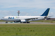 Azul Linhas Aereas Airbus A330 visited Lisbon title=