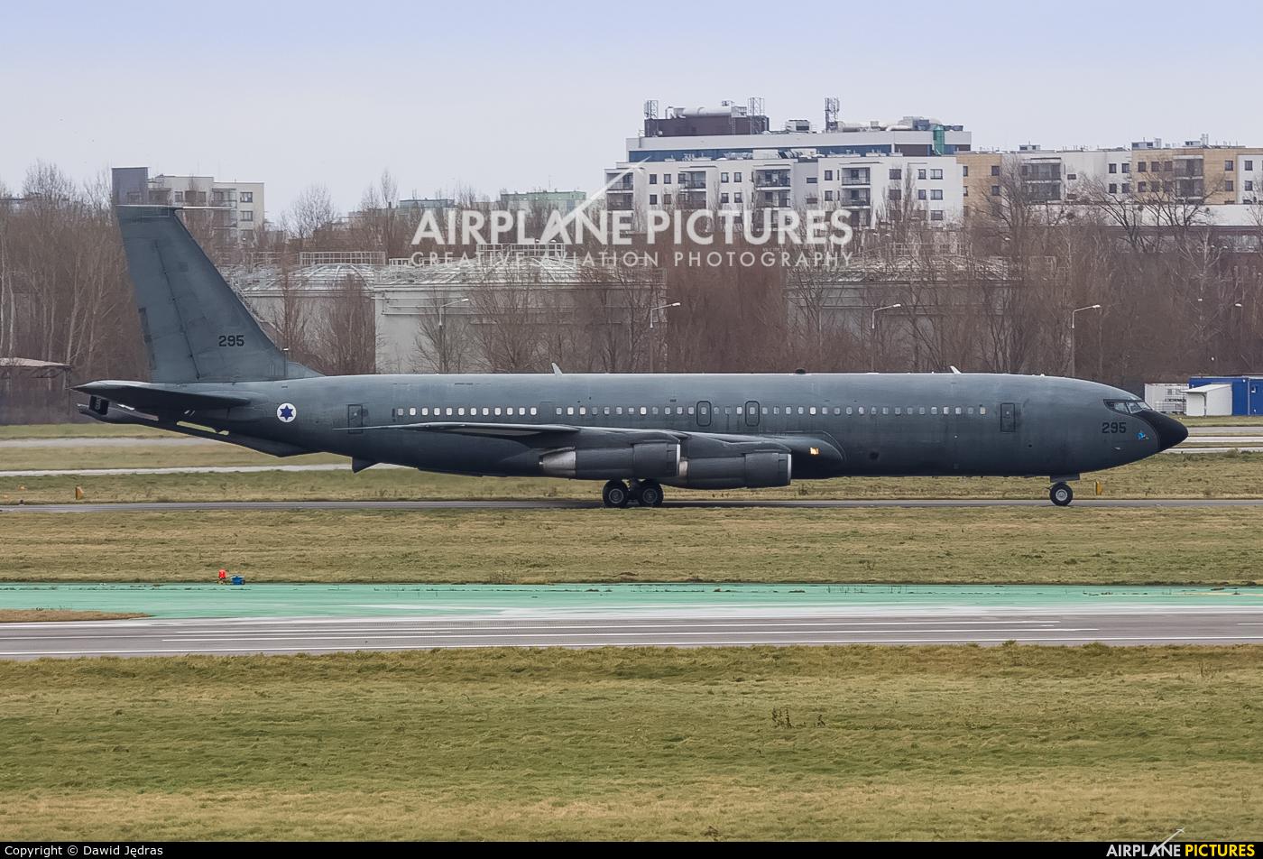 Israel - Defence Force 295 aircraft at Warsaw - Frederic Chopin