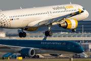 EC-MBM - Vueling Airlines Airbus A320 aircraft