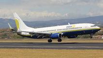 N732MA - Miami Air Boeing 737-800 aircraft