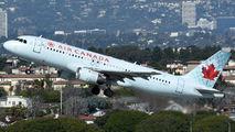 C-FKPT - Air Canada Airbus A320 aircraft