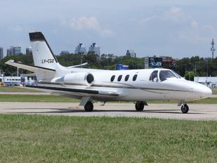 LV-CGO - Private Cessna 501 Citation I / SP