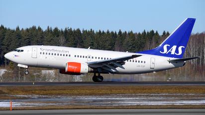 LN-TUF - SAS - Scandinavian Airlines Boeing 737-700