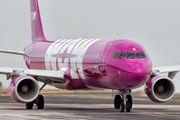 TF-NOW - WOW Air Airbus A321 aircraft