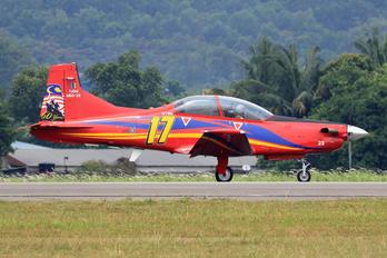 M50-23 - Malaysia - Air Force Pilatus PC-7 I & II