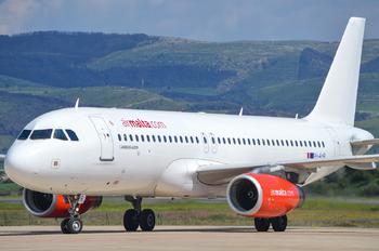 9H-AHR - Air Malta Airbus A320