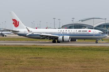 B-1398 - Air China Boeing 737-8 MAX