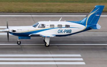 OK-PMB - Private Piper PA-46 Malibu Meridian / Jetprop DLX