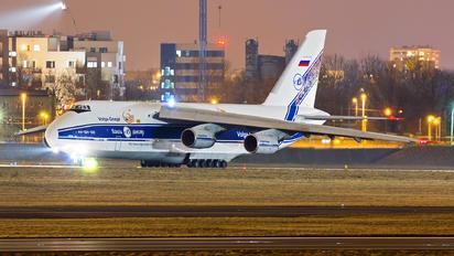 RA-82047 - Volga Dnepr Airlines Antonov An-124