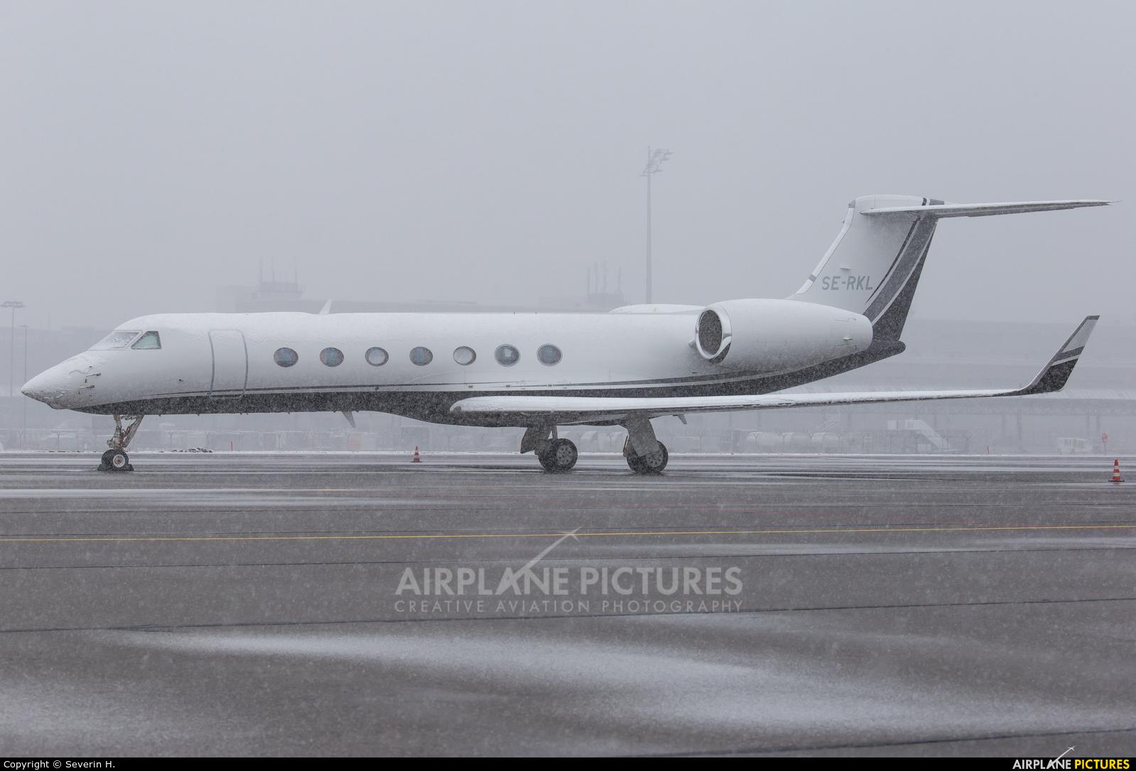 SAAB Aircraft Company SE-RKL aircraft at Munich