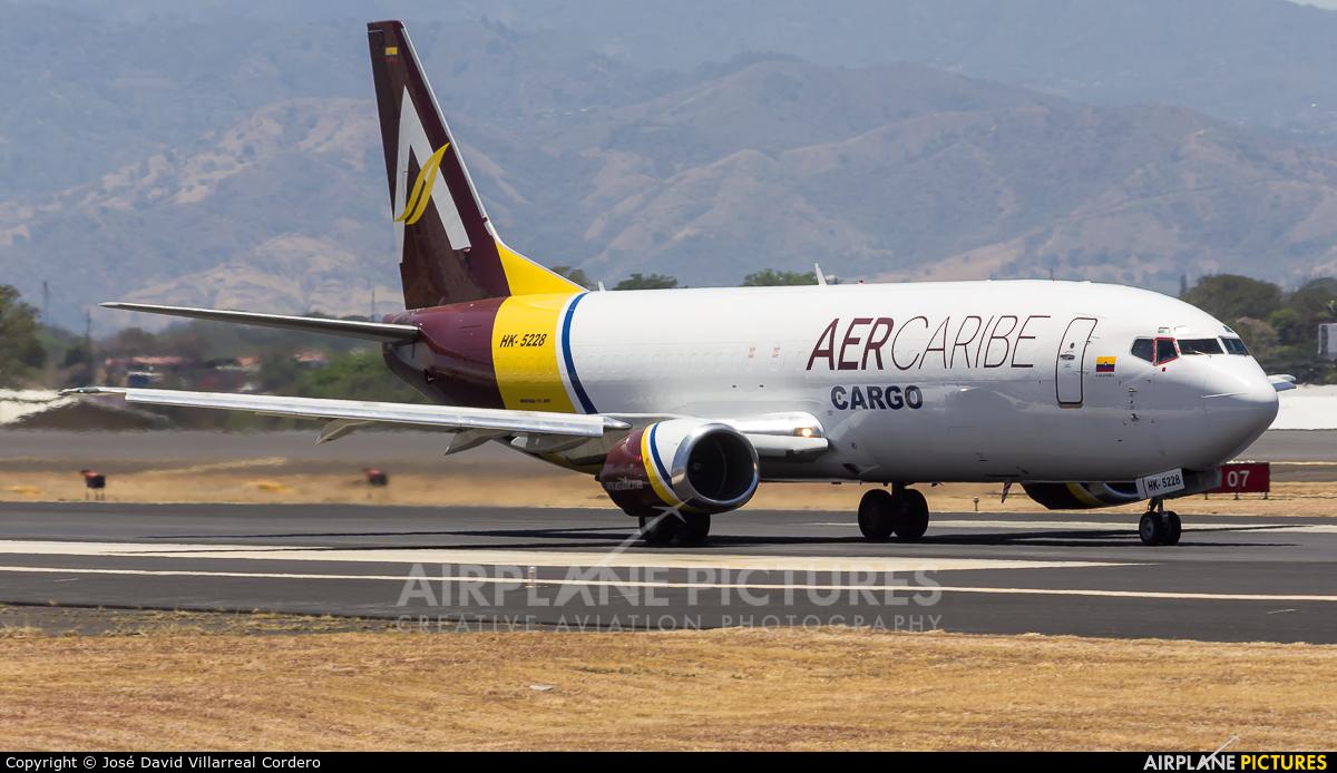 Aer Caribe HK-5228 aircraft at San Jose - Juan Santamaría Intl
