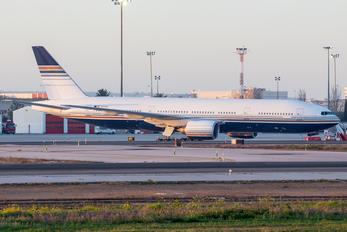 N593BC - Privilege Style Boeing 777-200