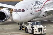 XA-AMX - Aeromexico Boeing 787-8 Dreamliner aircraft