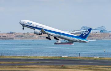 JA788A - ANA - All Nippon Airways Boeing 777-300ER