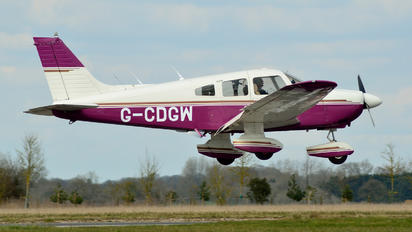 G-CDGW - Private Piper PA-28 Archer