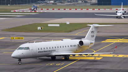 D-AGRA - Global Reach Aviation Bombardier CRJ-200LR