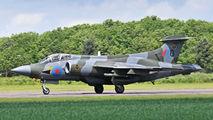 XW544 - Royal Air Force Blackburn Buccaneer S.2B aircraft
