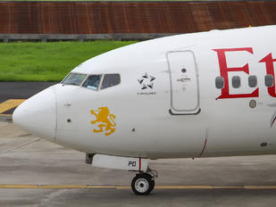 ET-APO - Ethiopian Airlines Boeing 737-800
