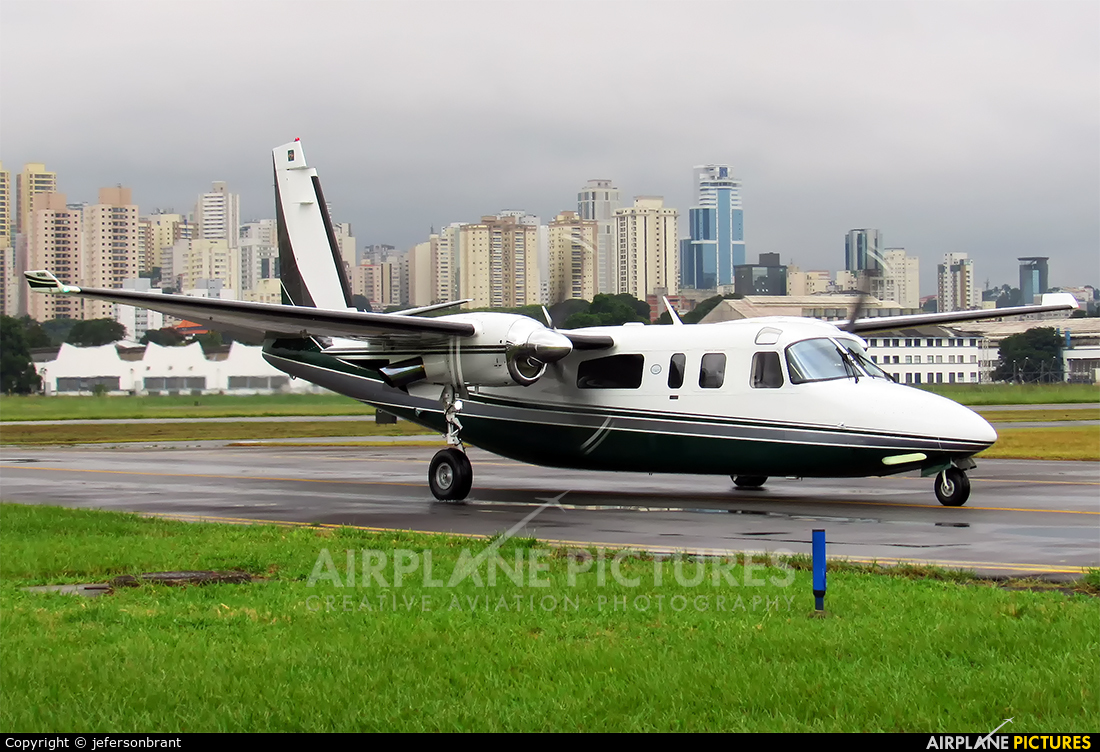 Private PR-DBR aircraft at São Paulo - Campo de Marte