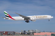 A6-EPE - Emirates Airlines Boeing 777-300ER aircraft