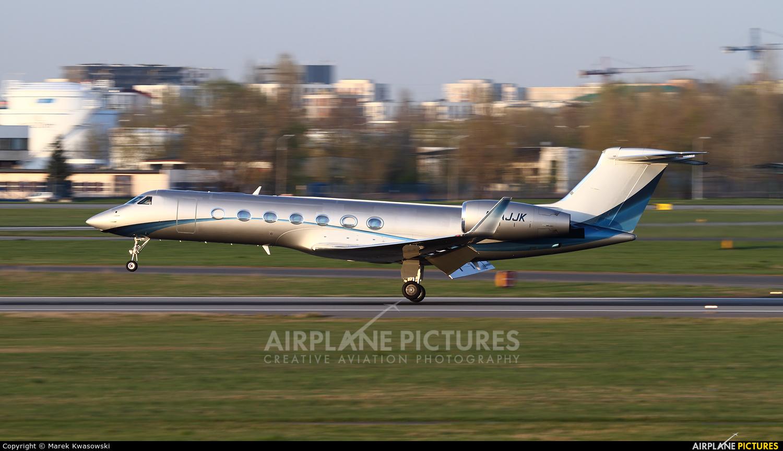 Windrose Air D-AJJK aircraft at Warsaw - Frederic Chopin