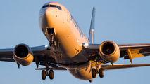 EC-MPS - Air Europa Boeing 737-800 aircraft