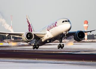 A7-BCF - Qatar Airways Boeing 787-8 Dreamliner