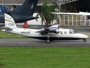 N690SE - Private Rockwell Commander 685