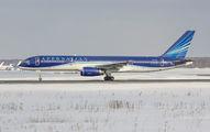4K-AZ11 - Azerbaijan Airlines Boeing 757-200 aircraft