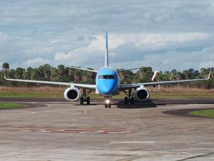 LV-CIE - Austral Lineas Aereas Embraer ERJ-190 (190-100)