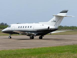 LV-BBG - Private Hawker Beechcraft 800XP