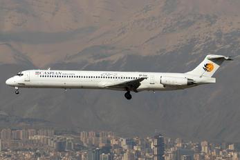 EP-CAS - Caspian Airlines McDonnell Douglas MD-83