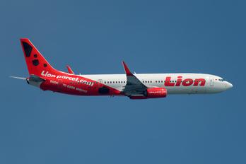 PK-LFJ - Lion Airlines Boeing 737-900ER